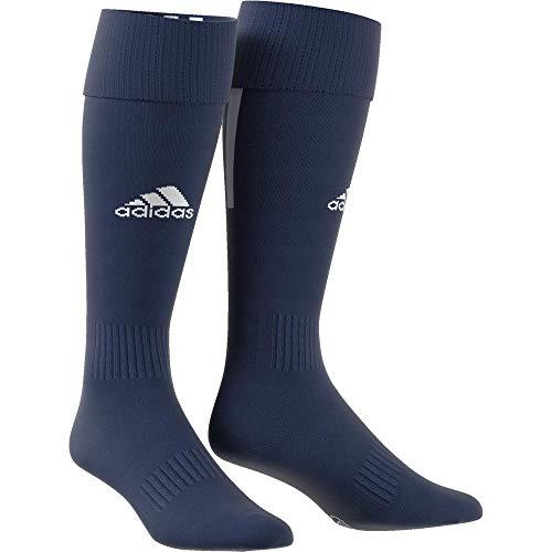 adidas Santos 18 Socks, Dark Blue/White, 27-30