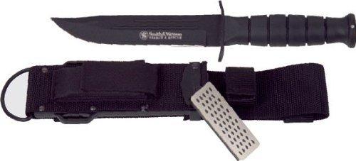 Smith & Wesson-Coltello-Search & Rescue-in nero