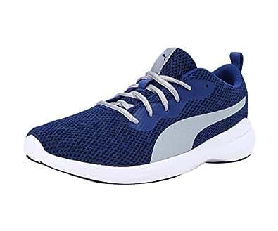 Puma Men's Willow IDP Limoges-Quarry Sneakers-10 UK/India (44.5 EU) (4060979704381)