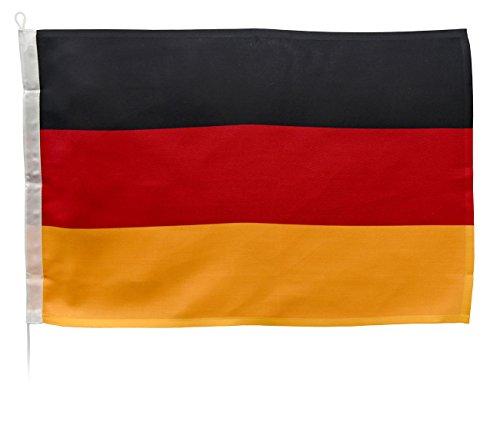 Yachticon Deutschlandflagge, Größe:20 x 30 cm
