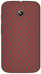 Timpax protective Armor Hard Bumper Back Case Cover. Multicolor printed on 3 Dimensional case with latest & finest graphic design art. Compatible with Motorola Moto -E-1 (1st Gen )Design No : TDZ-22937
