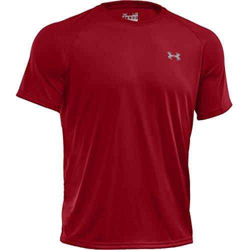 under-armour-tech-kurzarm-laufen-t-shirt-ss17-mittle