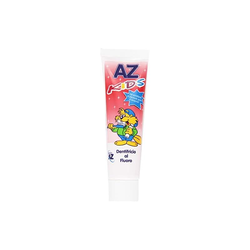 Az - Kids, Dentifricio per Bambini al Fluoro