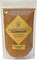 HERBILICIOUS NAGARMOTHA POWDER| CYPERACEAE SCARIOSUS 100% Pure | 100 GMS | HERBAL POWDER