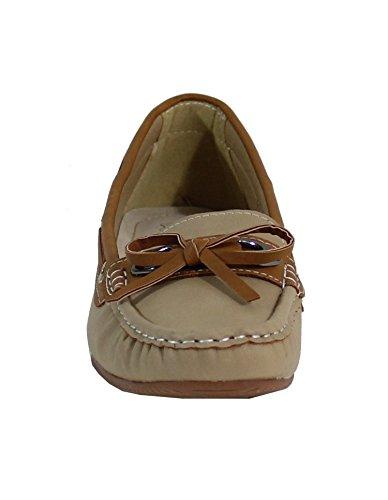 By Shoes , Ballerine Donna Beige