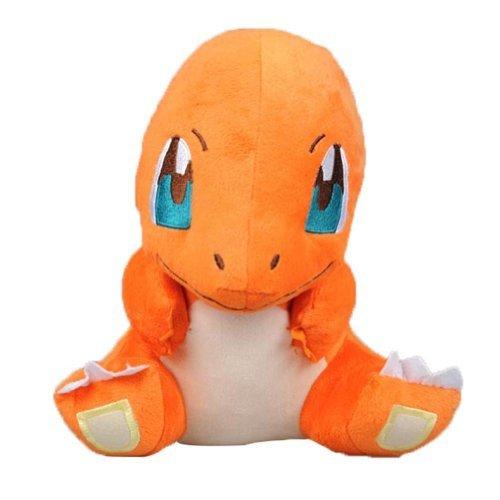 Pokedex Gran peluche Charmander 12'' - juguete de peluche del bebé grande 12 pulgadas de altura