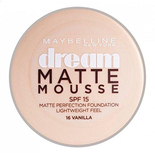 Maybelline Dream Matte Mousse Vanilla -