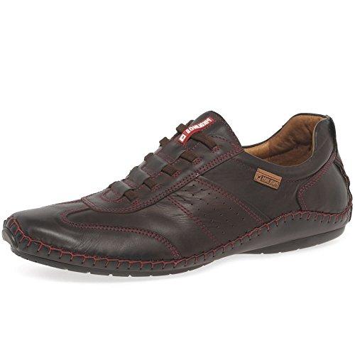 Pikolinos Auto-estrada Ii Men Leves Casuais Sapatos Marrons