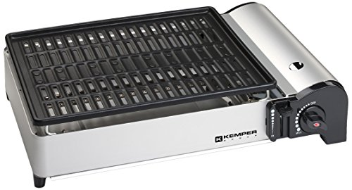 Kemper Barbecue A Cartuccia Gas