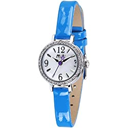 Waterproof quartz watches/Fashion students watch/Simple casual watches-B