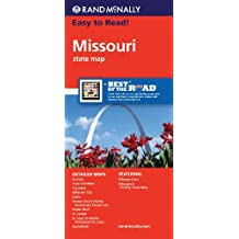 Rand McNally Easy to Read! Missouri