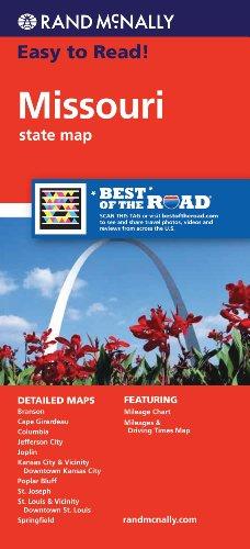 **Missouri (Rand Mcnally Easy to Read!)