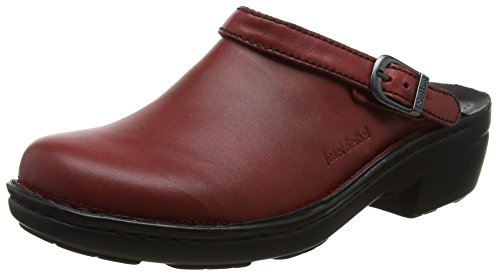 Josef Seibel Damen Betsy Clogs, Navy Red (Hibiscus)