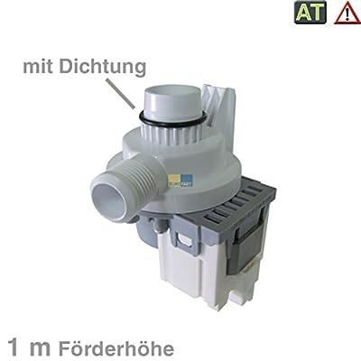 Washing Machine Drain Pump Magnetic Technology 1mFh 30 Watts ASKOLL PLASET AEG ELECTROLUX 124920621 124018006 124598880 from europart