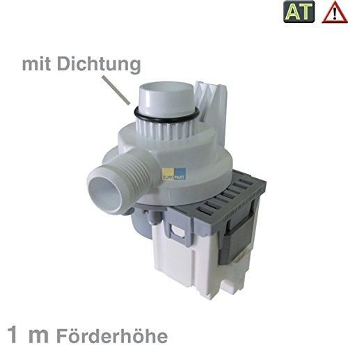 Ablaufpumpe Pumpe Waschmaschine Magnettechnik 1mFh 30 Watt ASKOLL PLASET AEG ELECTROLUX 124920621 124018006 124598880