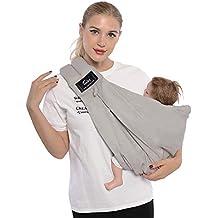 Cuby Porte-bébé Hamac De transport et allaitement Pour ... 4cc4472c9d0