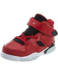 info for c98f6 e3dae Jordan Toddler Flight Club 91 (TD) Gym RED White Black Size 4