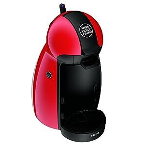 NESCAFÉ DOLCE GUSTO Piccolo KP1006 Macchina per Caffè Espresso e altre bevande Manuale Red di Krups