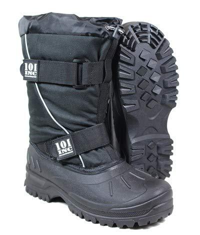 Epic Militaria Schwarz Schnee oder kaltem Wetter Stiefel-mit Thinsulate-Futter, Schwarz - schwarz - Größe: 46 EU Thinsulate-boot-liner