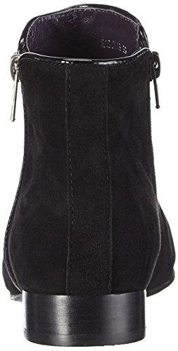 Giudecca JY1515-1 Damen Kurzschaft Stiefel Schwarz (Black)