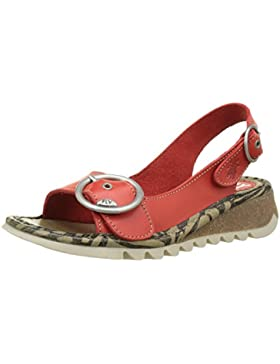 FLY London Damen Tram723fly Sandalen