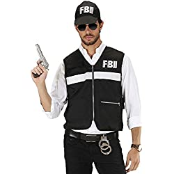 Widmann - Cs927586/ ML - Costume Enqueteur Fbi Taille ML