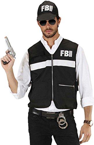 WIDMANN 7586F - DISFRAZ DE POLICIA PARA HOMBRE
