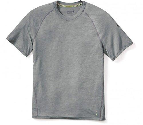 smartwool-merino150-pattern-short-sleeved-strato-di-base-uomo-light-gray-s