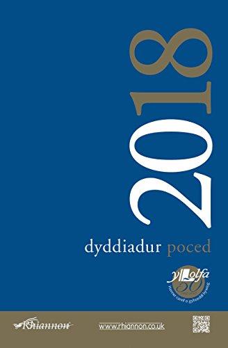 Dyddiadur Poced Lolfa 2018