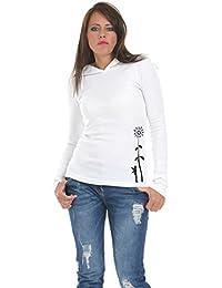 3 Elfen - Sweat-shirt à Capuche - fée qui est étonné