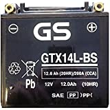 GS-Batería sin GTX14L-BS mantenimiento para HARLEY-DAVIDSON XL (XLH 883 1200 Sportster) 04-13/año