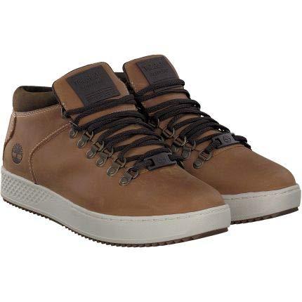 Timberland CA1S6B Herren Sneakers, Braun, 42 EU Timberland Alpine Boot