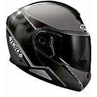 TORX Motorradhelme Neil 2, schwarz, Größe L