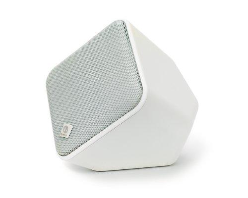 Boston Acoustics SoundWare Cube Satelliten-Lautsprecher (100 Watt) weiß