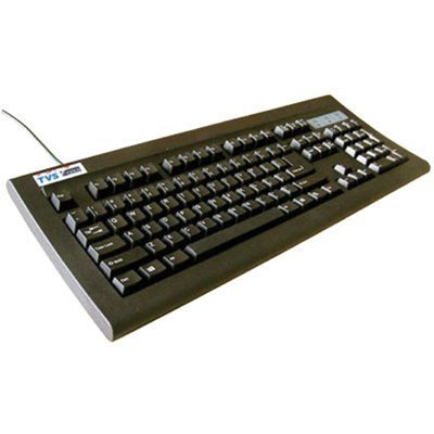 TVS-e Gold Wired Keyboard Excellent Touch Soft Key (Connectivity - PS2)