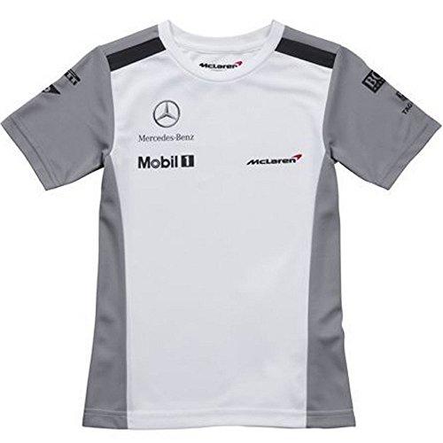mclaren-t-shirt-garcon-blanc-blanc-blanc-blanc-medium