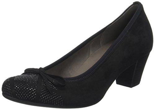 Gabor Ladies Basic Pumps Black (17 Black)