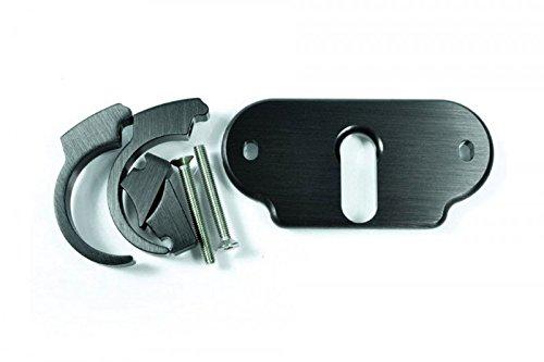 """Preisvergleich Produktbild Instrumente msm combi frame Handle Bar Clip-Kit 1"""", schwarz"""