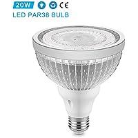 PAR38-Lampada LED COB, 20W 120W E27 LED, 240V, bianco freddo, 38°, 1600LM