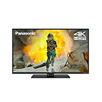 Panasonic TV TX-43FX550B 43-Inch 4K UHD Smart TV HDR with Freeview - 2018 TV  4k Netflix Streaming & Amazon Fire TV Compatible [Energy Class A]