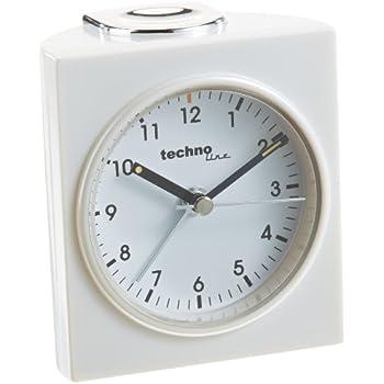 Technoline R/éveil /à quartz Geneva S Blanc