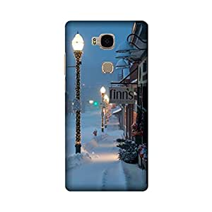 Yashas High Quality Designer Printed Case & Cover for Huawei Honor 5X