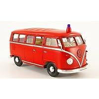 Blechspielzeug Vw Microbus 1962 Von Welly Nr.9764