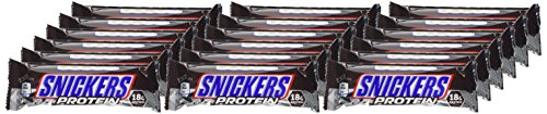 Snickers Protein Bar (Pack of 18 bars)