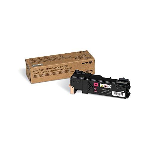 Xerox 106R01592 Phaser 6500, WorkCentre 6505 Tonerkartusche magenta Standardkapazität 1.000 Seiten 1er-Pack -