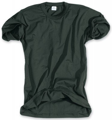 Classic Army Style T-Shirt Kurzarm Shirt 6 Farben wählbar S - 3XL