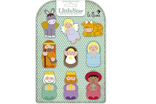 Detalles Infantiles - Belén magnético Little Star