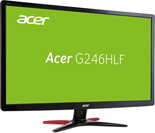 Acer G246HLF – 24″- Widescreen Monitor - 2