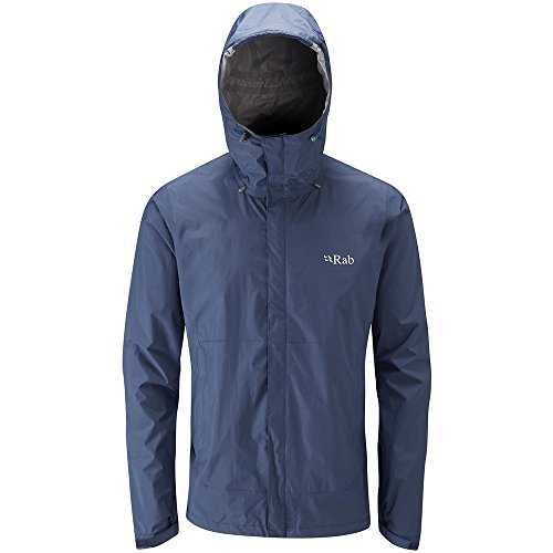 Used, Rab Downpour Jacket Twilight for sale  Delivered anywhere in UK