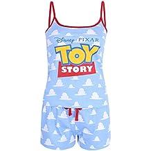 Pijama Celeste con Nubes Toy Story Disney